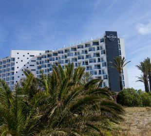 Außenansicht Hard Rock Hotel Ibiza