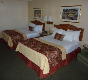 Doppelbetten Best Western Hotel A Wayfarer's Inn