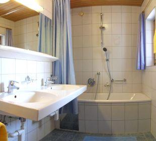 Badezimmer Typ 4 Apartment Brandau
