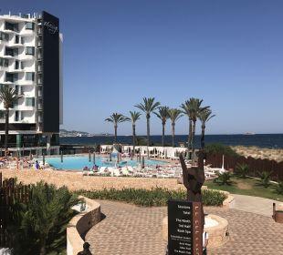 Pool Hard Rock Hotel Ibiza