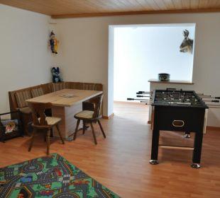 Unser neues Spielezimmer Landhaus Wildschütz