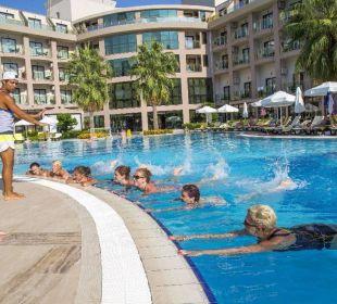 Water gym Eldar Resort