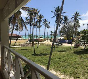 Ausblick Hotel Vista Sol Punta Cana