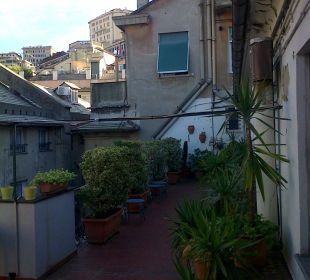 Terrazza Hotel Cairoli