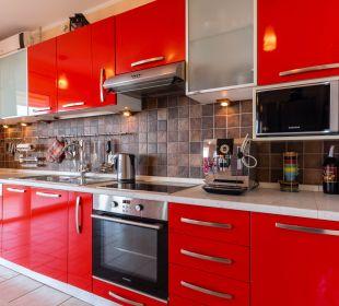 Küche PANORAMA Apartment Ferienwohnung Utjeha.me