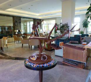 Süßes wohin das Auge reicht Sensimar Side Resort & Spa