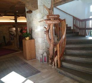 Toller erster Eindruck :) Alm- & Wellnesshotel Alpenhof