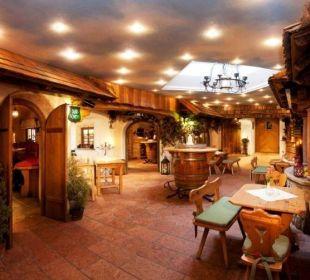 Dorfplatz Alpines Lifestyle Hotel Tannenhof