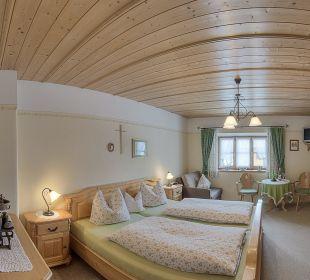 Doppelzimmer Bauernhof Holznerhof