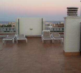 Dachterrasse  Hotel Miraflor Suites