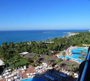 Garte, Pool und Meer Kirman Hotels Leodikya Resort