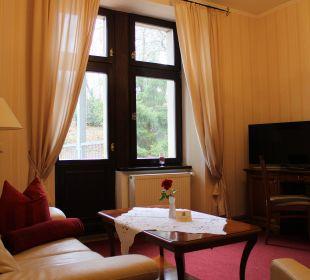 Juniorsuite Schlosshotel Stecklenberg