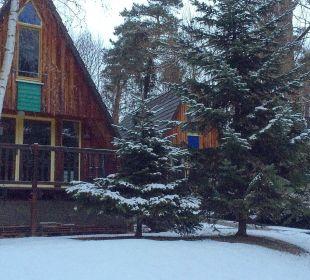 Häuser mit zwei Schlafzimmern Familotel Family Club Harz
