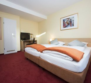 Doppelzimmer Business Comfort Garni Hotel