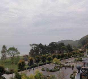 Blick von der Terrasse Grand Hotel Binz by Private Palace Hotels & Resorts