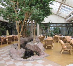 Wintergarten IFA Schöneck Hotel & Ferienpark