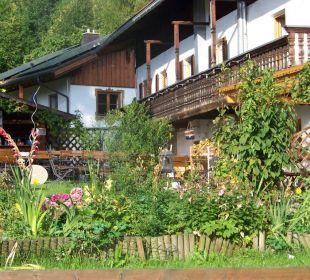 Ein Teil dessen Hotels Berggasthaus Kraxenberger