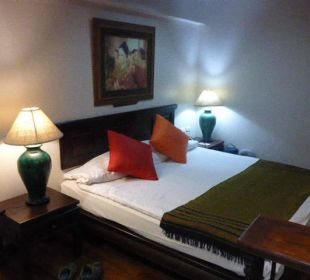 Bett Hotel Siam Heritage