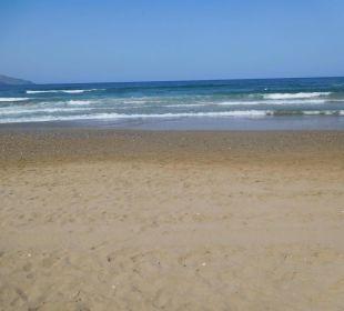 Traumhafter Strand Vantaris Beach Hotel