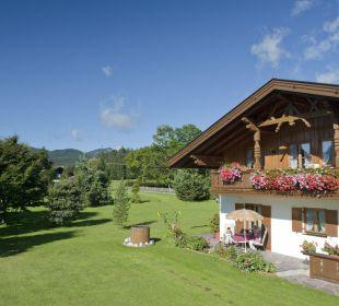 Unser Haus Ferienwohnung Alpenwelt