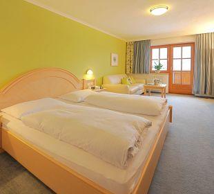 Beispielzimmer Hotel Almhof