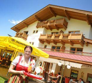 Sonnenterrasse - Hotel Loipenstubn Familienhotel Loipenstub'n