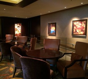 Club Lounge  Hotel Sheraton Macao