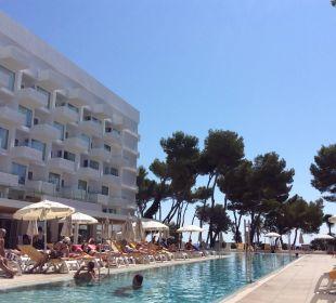 Hotel, Pool IBEROSTAR Santa Eulalia (Im Umbau/Renovierung)