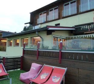 Tolles Hotel und sehr gute Lage Gasthof Klausnerhof