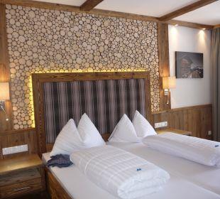 Neues Zimmer  Hotel Heigenhauser