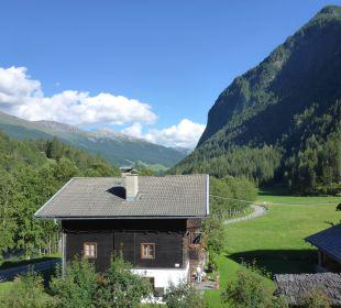 Ausblick vom Zimmer Ferienhof Wolfgangbauer