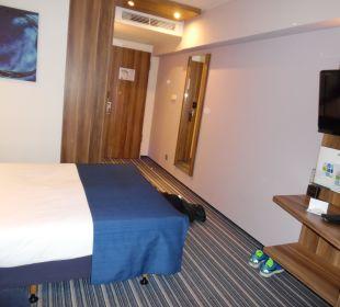 Doppelzimmer Hotel Holiday Inn Express Hamburg City Centre