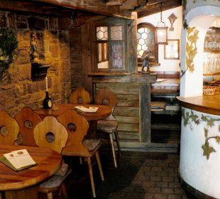 Die Weinstube - eine Würzburger Sehenswürdigkeit!  Nichtraucher Hotel Till Eulenspiegel