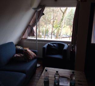 Wohnzimmer Familotel Family Club Harz