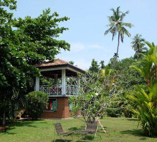 Impressionen aus dem Garten der Amal Villa Amal Villa