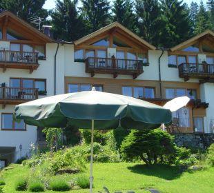 L'hôtel et le jardin Gartenhotel Rosenhof