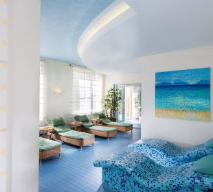 Puria Spa Ruhebereich Hotel Travel Charme Kurhaus Sellin