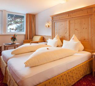 Kristall Panorama Doppelzimmer Hotel Bergkristall