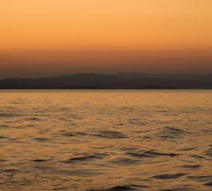 Sonnenuntergang Apollon Xenonas Apparthotel