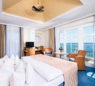 Turmzimmer Hotel Travel Charme Kurhaus Sellin