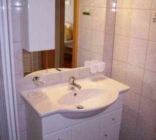 Badezimmer Hotel Garni Altneudörflerhof