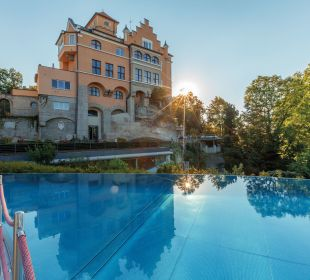 Pool Hotel Schloss Mönchstein