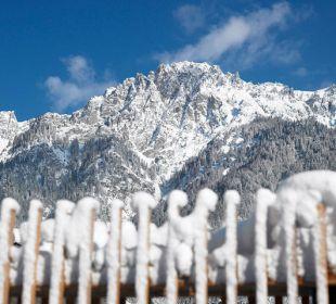 Winter Naturlandschaft © Hotel Traube  Traube Braz Alpen.Spa.Golf.Hotel