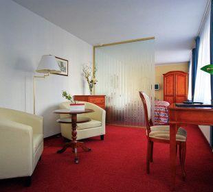 Doppelzimmer Deluxe (Beispiel) KurparkHotel Warnemünde