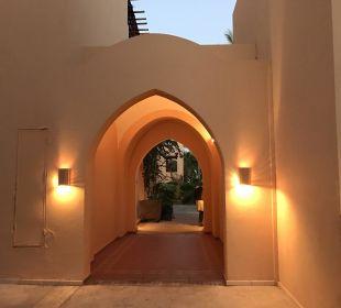 1000 und Eine Nacht ohne Räuber Hotel Steigenberger Coraya Beach