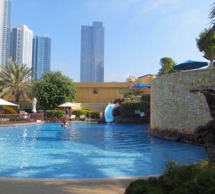 Kinderpool Sheraton Hotel & Resort Abu Dhabi