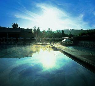 Piscina termale Hotel Grotta Giusti Resort Golf & Spa
