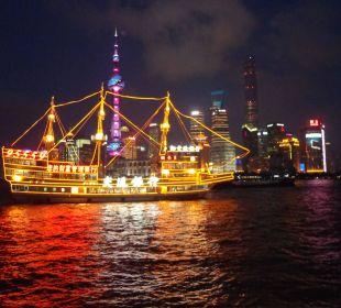 Der Bund  Hotel Grand Hyatt Shanghai