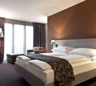 Comfort Chic Zimmer mit Seeblick Hotel Belvedere Locarno