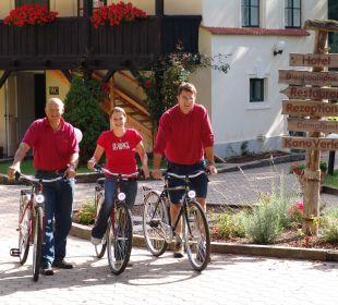 Eine Radtour im Thayatal ist ein Erlebnis. Wohlfühlhotel Liebnitzmühle